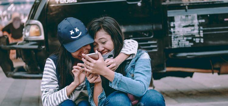 Putting the 'social' into social media