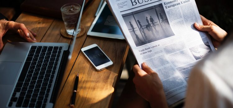 Print vs. Digital: Is there still a future for paper?